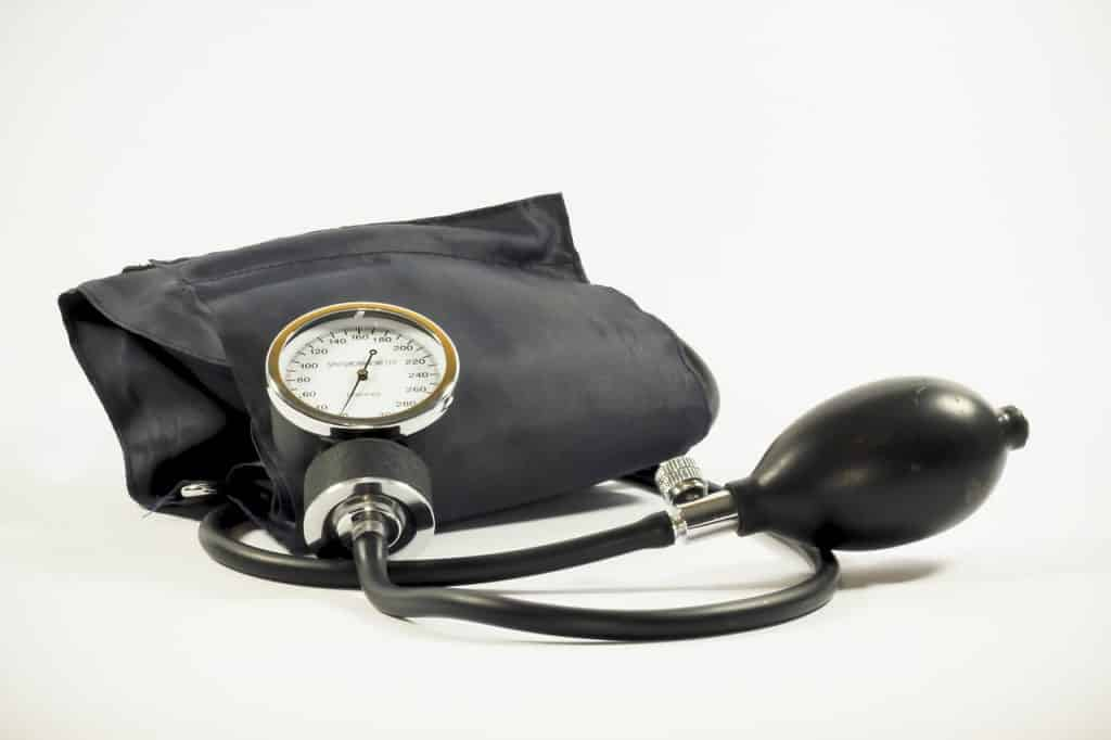 Free monthly blood pressure checks at St. Vincent de Paul Fond du Lac.
