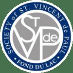 St Vincent de Paul Fond du Lac logo.