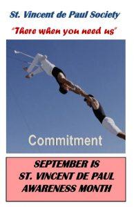 September Awareness 2018 (Week 2) Commitment Poster.