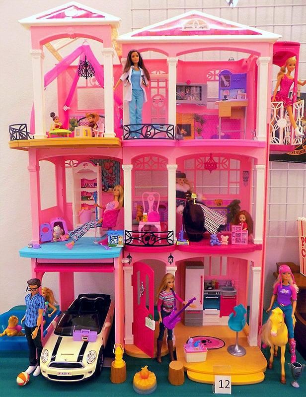 Barbie Dream House Package.