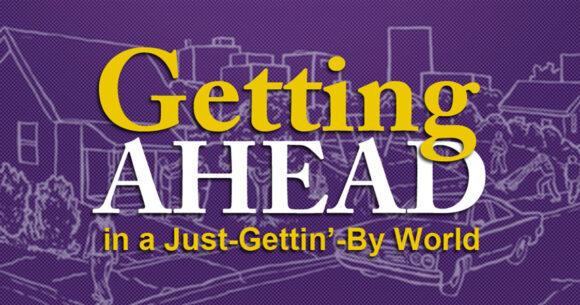 """Getting Ahead"" Initiative."