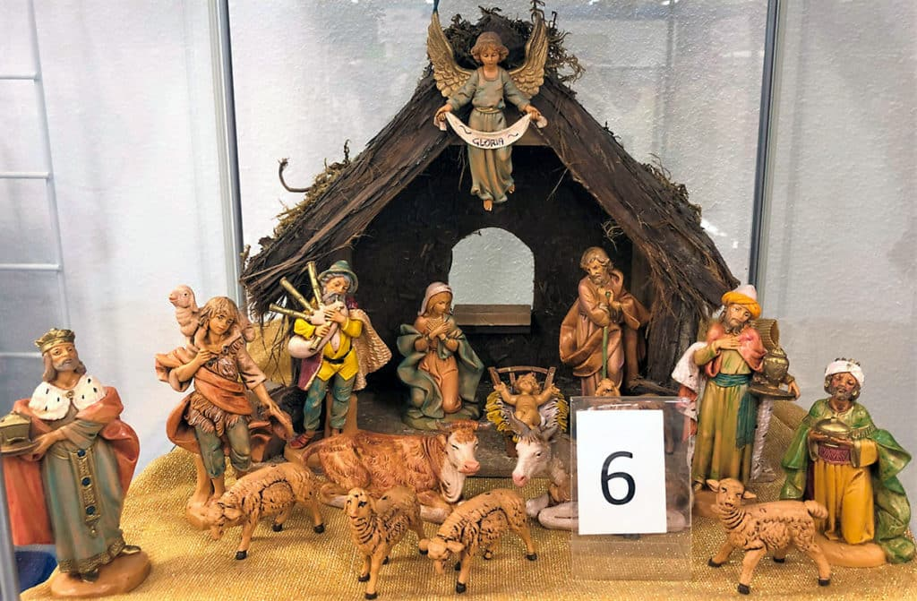Fontanini Holy Night Nativity.