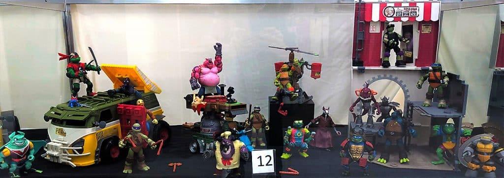 TMNT Teenage Mutant Ninja Turtles lot.