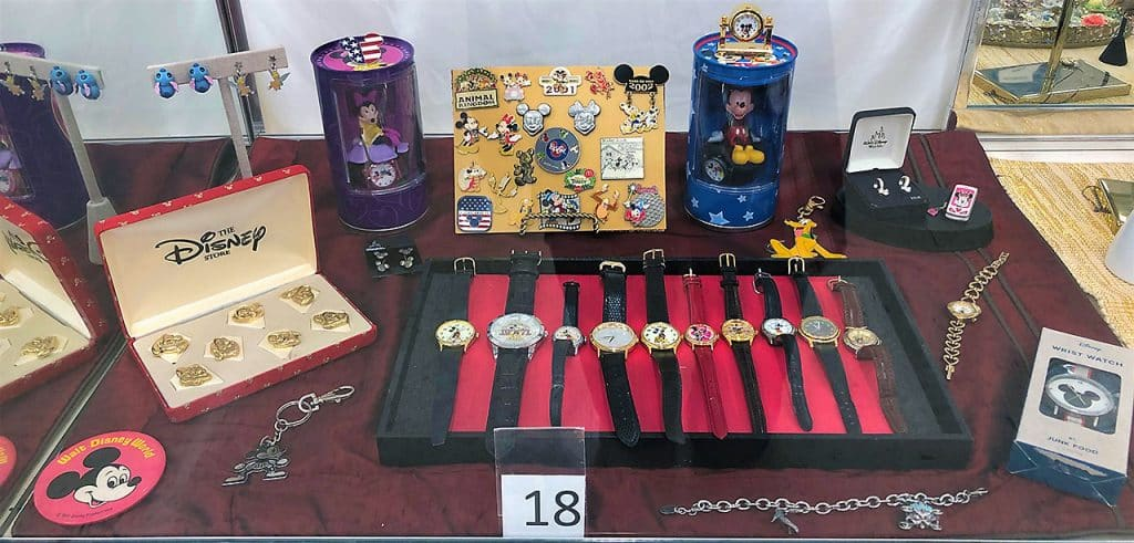 Disney jewelry collection.