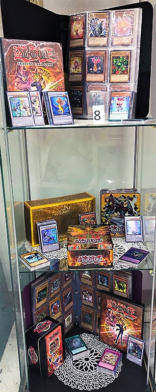 Yu-Gi-Oh! Trading Card Games.