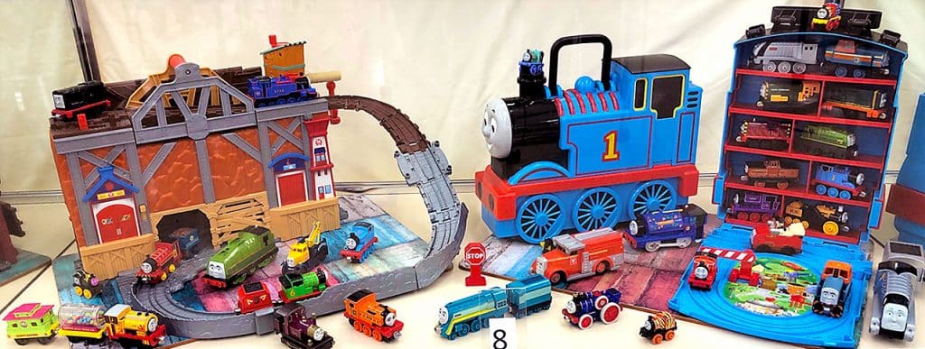 Thomas Train set.