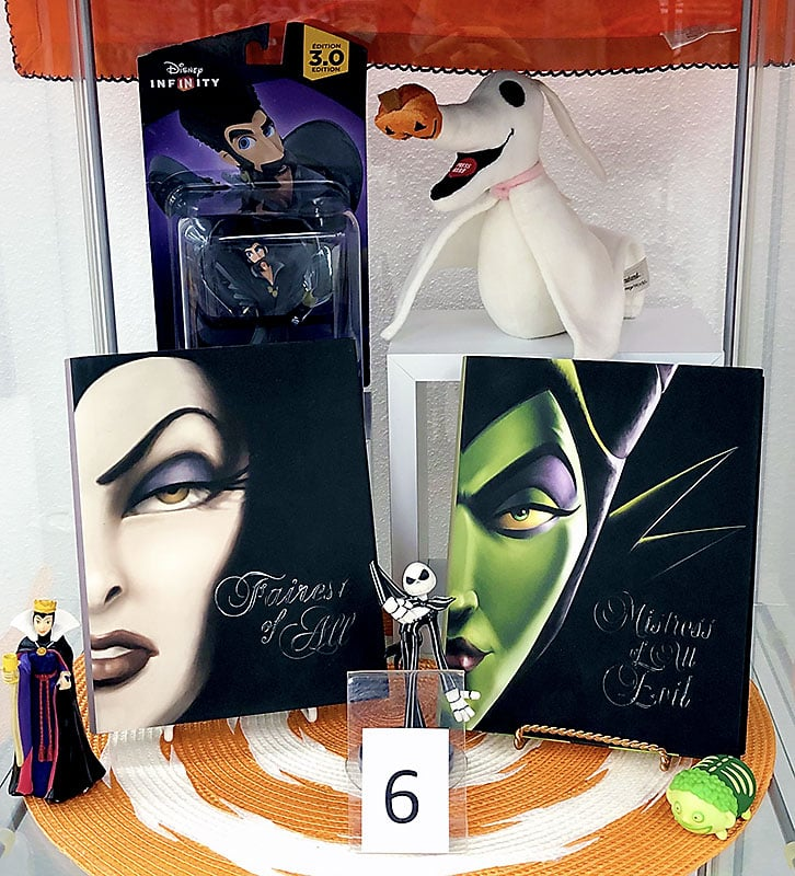 Disney Villains collection.