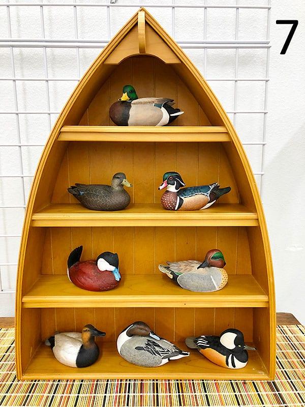 Danbury mint ducks