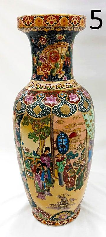 Satsuma vase antique.